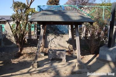 青龍神社(葛飾区高砂)6