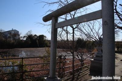 青龍神社(葛飾区高砂)9