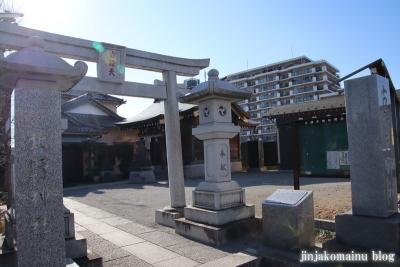 古禄天神社(葛飾区柴又)1