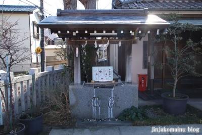 古禄天神社(葛飾区柴又)7