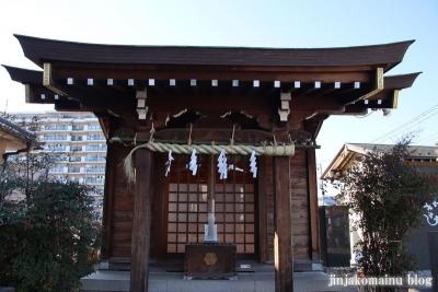 古禄天神社(葛飾区柴又)9