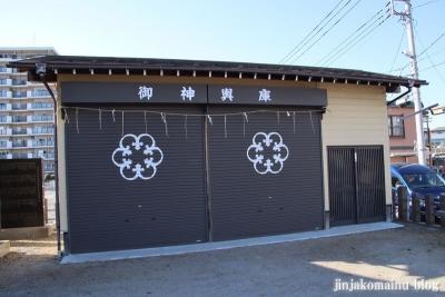 古禄天神社(葛飾区柴又)12