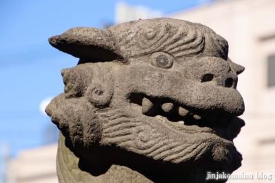 古禄天神社(葛飾区柴又)21