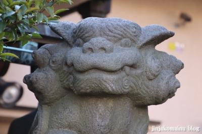 古禄天神社(葛飾区柴又)24