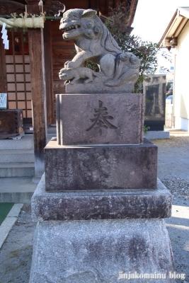 古禄天神社(葛飾区柴又)13