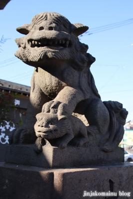 古禄天神社(葛飾区柴又)14