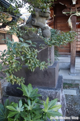 古禄天神社(葛飾区柴又)17