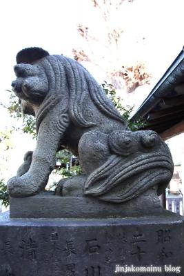 古禄天神社(葛飾区柴又)19