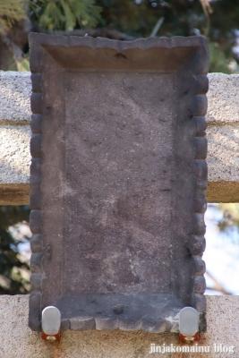 柴又八幡神社(葛飾区柴又)4