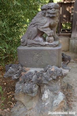 柴又八幡神社(葛飾区柴又)26