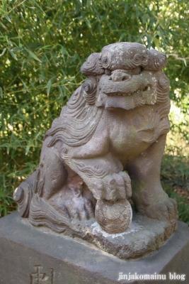 柴又八幡神社(葛飾区柴又)27