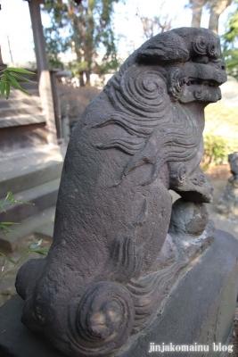 柴又八幡神社(葛飾区柴又)29