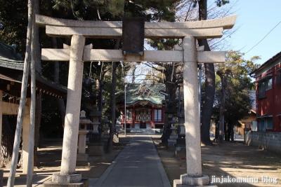柴又八幡神社(葛飾区柴又)3