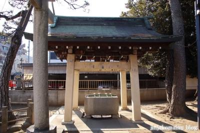 柴又八幡神社(葛飾区柴又)8