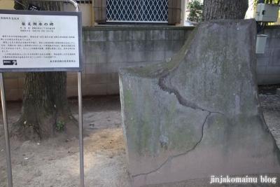 柴又八幡神社(葛飾区柴又)9
