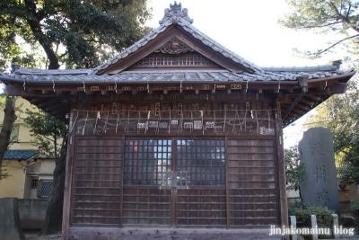 柴又八幡神社(葛飾区柴又)10