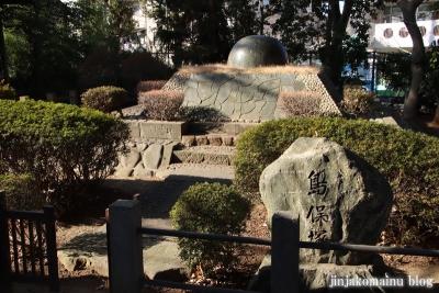 柴又八幡神社(葛飾区柴又)17