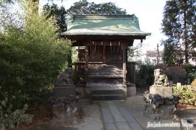 柴又八幡神社(葛飾区柴又)20