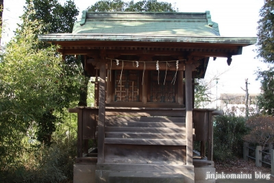 柴又八幡神社(葛飾区柴又)21
