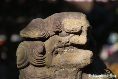 柴又八幡神社(葛飾区柴又)30