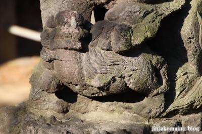 柴又八幡神社(葛飾区柴又)31