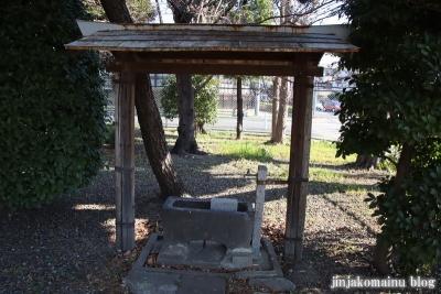 花之木稲荷神社(葛飾区新宿2