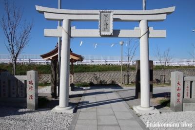 飯塚富士神社(葛飾区南水元)3