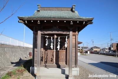飯塚富士神社(葛飾区南水元)10