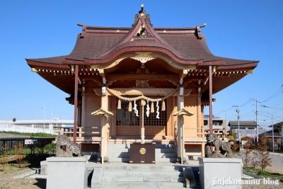 飯塚富士神社(葛飾区南水元)12