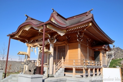 飯塚富士神社(葛飾区南水元)14
