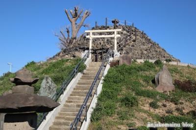 飯塚富士神社(葛飾区南水元)16