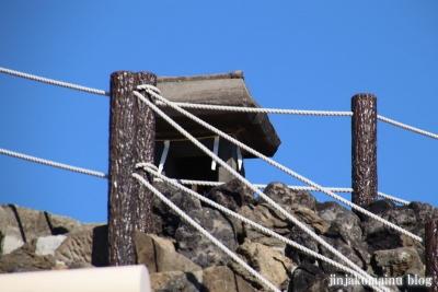 飯塚富士神社(葛飾区南水元)17