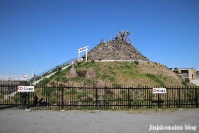 飯塚富士神社(葛飾区南水元)19