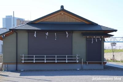 飯塚富士神社(葛飾区南水元)20