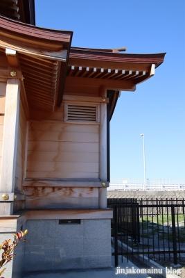 飯塚富士神社(葛飾区南水元)15