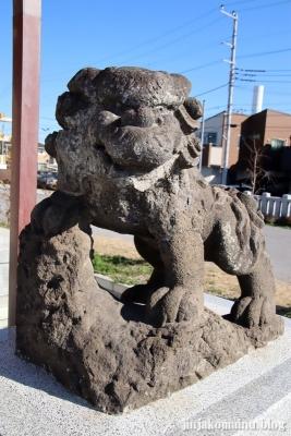 飯塚富士神社(葛飾区南水元)22