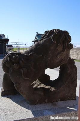 飯塚富士神社(葛飾区南水元)23