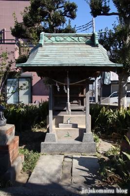 大畑稲荷神社(葛飾区西水元)8