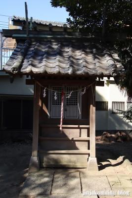 西水元天祖神社(葛飾区西水元3