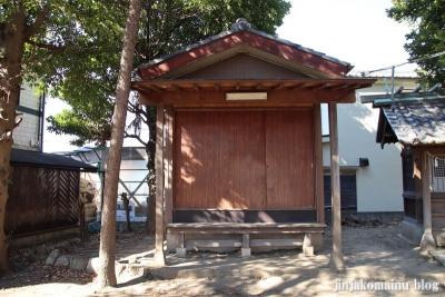 西水元天祖神社(葛飾区西水元5