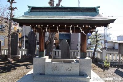 水元神社(葛飾区西水元)5