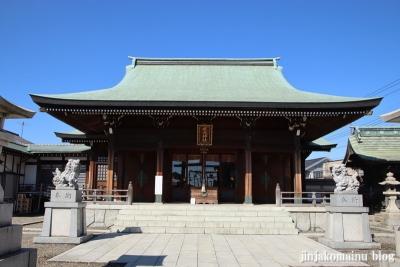 水元神社(葛飾区西水元)8