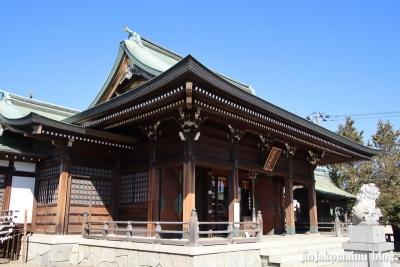 水元神社(葛飾区西水元)11
