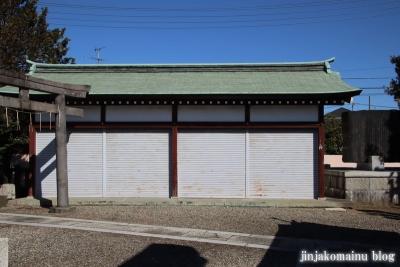 水元神社(葛飾区西水元)13