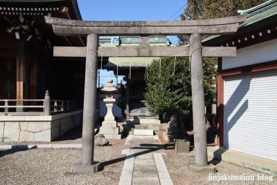 水元神社(葛飾区西水元)14