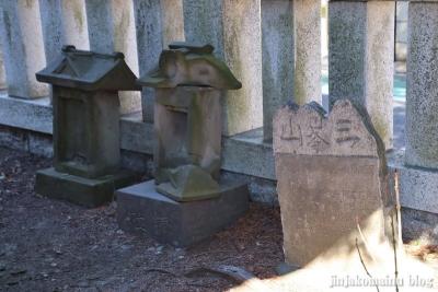 水元神社(葛飾区西水元)16