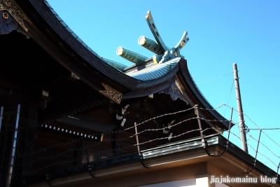 水元神社(葛飾区西水元)18