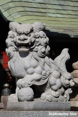 水元神社(葛飾区西水元)6