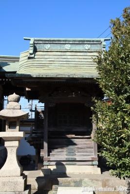 水元神社(葛飾区西水元)15