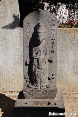 日枝神社(葛飾区東水元)20